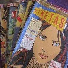 Cómics: VIÑETAS DEL Nº 1 AL Nº 14 (FALTA EL Nº 6) EDITORIAL GLENAT.. Lote 212473463