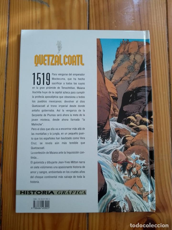 Cómics: Quetzalcoatl T 5: La Puta y el Conquistador - D2 - Foto 2 - 212959045