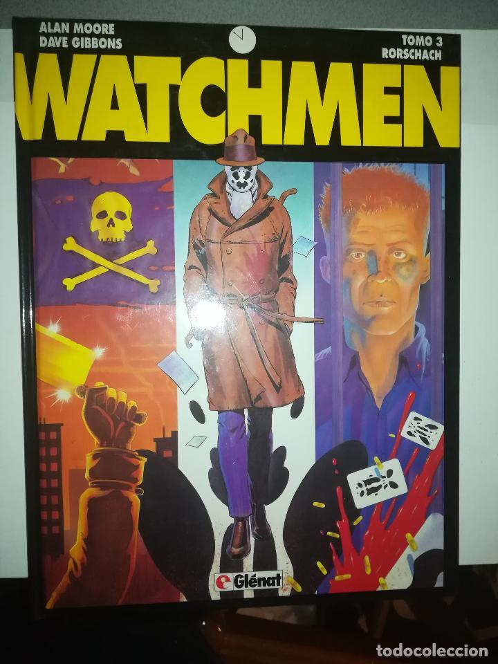 WATCHMEN #3 RORSCHACH (Tebeos y Comics - Glénat - Comic USA)