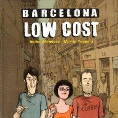 Comics: BARCELONA LOW COST (ANIBAL MENDOZA / MARTIN TOGNOLA) GLENAT - CARTONE - SUB00MR. Lote 214250970