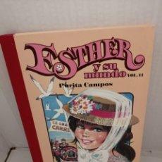 Comics: ESTHER Y SU MUNDO, VOL 11. Lote 215237010