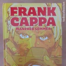 Cómics: FRANK CAPPA INTEGRAL. 1ª EDICIÓN - MANFRED SOMMER - EDICIONES GLÉNAT - COMO NUEVO. Lote 215277433