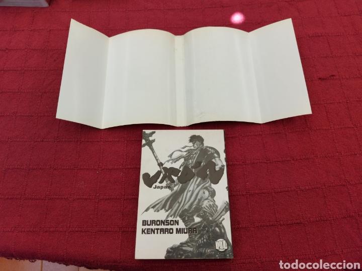 Cómics: MAI WAI TOMO 1,2,3 Y 4 -JAPÓN - KENTARO MIURA-MENGALINE -COMIC MANGA LOTE DE 5 COMICS - Foto 40 - 215436427