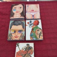 Cómics: MAI WAI TOMO 1,2,3 Y 4 -JAPÓN - KENTARO MIURA-MENGALINE -COMIC MANGA LOTE DE 5 COMICS. Lote 215436427