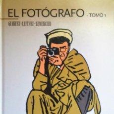 Cómics: EL FOTÓGRAFO TOMOS I Y II. Lote 215619323