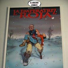 Cómics: LA EMPERATRIZ ROJA, TOMO Nº 3, DUFAUX, ADAMOV, ED. GLENAT AÑO 2003, OFERTA!!. Lote 262641680