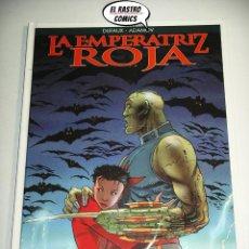 Cómics: LA EMPERATRIZ ROJA, TOMO Nº 2, DUFAUX, ADAMOV, ED. GLENAT AÑO 2003, OFERTA!!. Lote 262641670