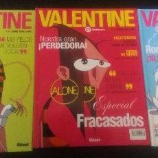 Cómics: VALENTINE GLENAT. Lote 216970985