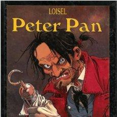 Comics : GARFIO. PETER PAN LOISEL. TAPA DURA GLENAT. Lote 217058906