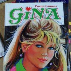 Cómics: PURITA CAMPOS. GINA. GLÉNAT.. Lote 217061017