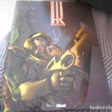 Cómics: HK 2.1 MASSILIA - TAPA DURA. Lote 217617373