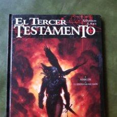 Cómics: TERCER TESTAMENTO - TOMO I. Lote 217691323
