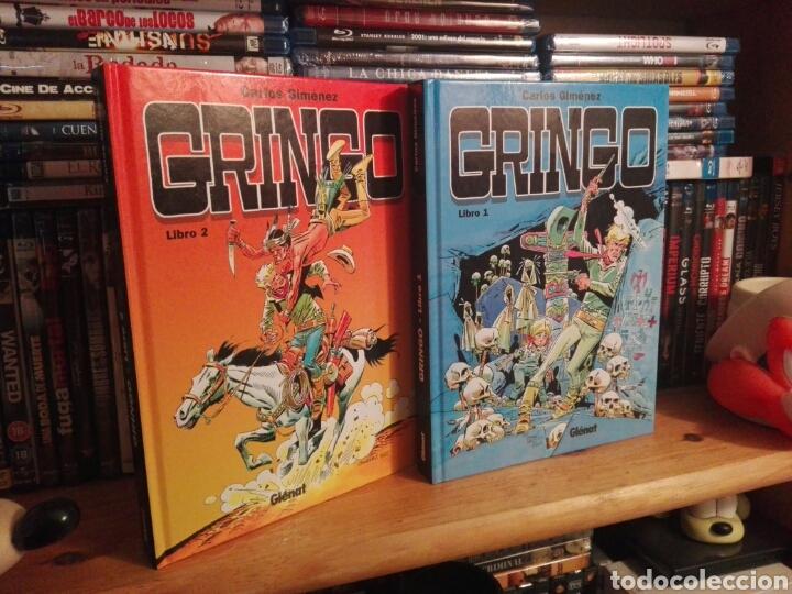 GRINGO 2 TOMOS GLENAT COMPLETA CARLOS GIMENEZ (Tebeos y Comics - Glénat - Autores Españoles)