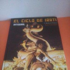 Cómics: EL CICLO DE IRATI - INTEGRAL - J.MUÑOZ OTAEGUI - JUAN LUIS LANDA. Lote 217926908