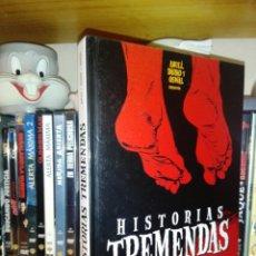 Cómics: HISTORIAS TREMENDAS TOMO GLENAT. Lote 217956621