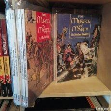 Cómics: MUÑECA DE MARFIL COMPLETA GLENAT. Lote 218084883