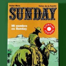 Cómics: SUNDAY - VÍCTOR MORA Y VÍCTOR DE LA FUENTE - PRIMER CAPITULO, 2006 - EDIT GLÉNAT. - NUEVO. Lote 218192340