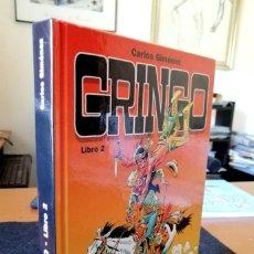 Cómics: GRINGO TOMO 1 (CARLOS GIMÉNEZ) GLENAT 2009 - TAPA DURA - 256 PÁGS. ''MUY BUEN ESTADO''. Lote 218287953