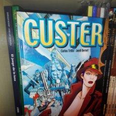 Cómics: CUSTER TOMO GLENAT. Lote 218454668