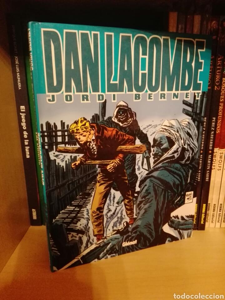 DAN LACOMBE TOMO GLENAT (Tebeos y Comics - Glénat - Autores Españoles)