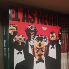 Cómics: EL AS NEGRO TOMO GLENAT. Lote 218627763