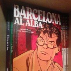 Cómics: BARCELONA AL ALBA TOMO GLENAT. Lote 218627986