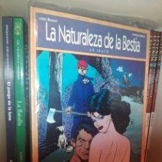 Cómics: LA NATURALEZA DE LA BESTIA TOMO GLENAT. Lote 218628686