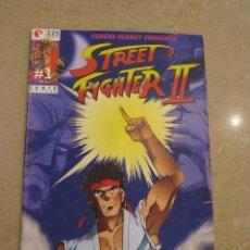 Cómics: STREET FIGTHER II. Nº 1. SERIE LIMITADA.. Lote 218929355