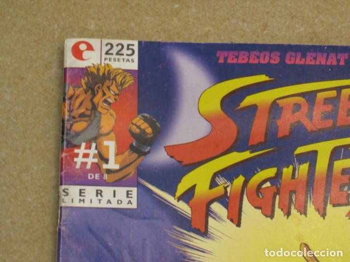 Cómics: Street Figther II. Nº 1. Serie limitada. - Foto 2 - 218929355