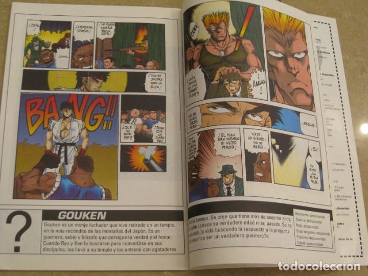 Cómics: Street Figther II. Nº 1. Serie limitada. - Foto 5 - 218929355