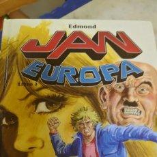 Cómics: PRPM EDMOND JAN, EUROPA LIBRO 3 . GLENAT. Lote 218932553