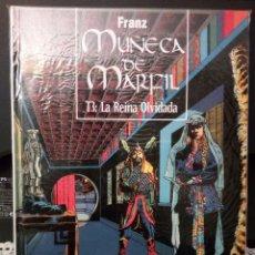 Cómics: MUÑECA DE MARFIL NÚM 3 - FRANZ. Lote 219003945