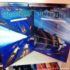 Cómics: MOBY DICK COMPLETA 2 TOMOS GLENAT. Lote 219361063