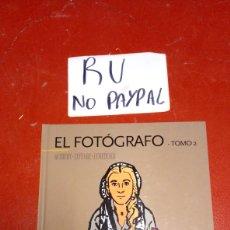 Cómics: EL FOTÓGRAFO TOMÓ 2 GLENAT TAPA DURA. Lote 219484988