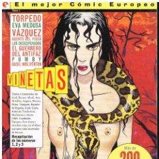 Cómics: VIÑETAS - TOMO 1 (COTIENE 1, 2 Y 3) - EDITORIAL GLENAT. Lote 220292848