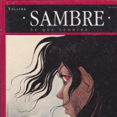 Cómics: COMIC SAMBRE SE QUE VENDRAS. Lote 220309441