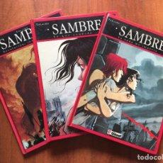 Cómics: SAMBRE GLENAT. Lote 220562012