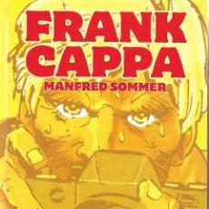 Cómics: FRANK CAPPA. INTEGRAL. DE MANFRED SOMMER. Lote 220937087