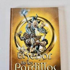 Cómics: EL SEÑOR DE LOS PARDILLOS - EDITORIAL GLENAT - TAPA DURA - ILUSTRADA. Lote 221654895