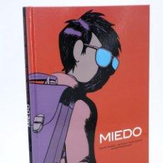Cómics: MIEDO (JAVIER RODRÍGUEZ, DAVID MUÑOZ Y ANTONIO TRASHORRAS) GLENAT, 2003. OFRT ANTES 12,95E. Lote 233240020