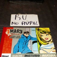 Cómics: MARY NOTICIAS GLENAT AMOR MISTERIO AVENTURA RICARDO ACEDO CARMEN BARBARA TAPA DURA. Lote 221725060