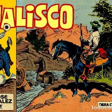 Comics: JALISCO (EDT, 2012) DE JOSÉ GONZÁLEZ. TAPA DURA. OBRA COMPLETA.. Lote 266333428