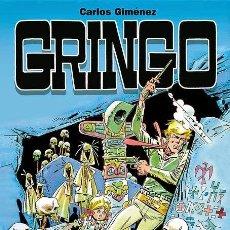 Comics: GRINGO TOMOS 1 Y 2 (COMPLETA) DE CARLOS GIMÉNEZ (GLÉNAT, 2009) TAPA DURA. Lote 221836267