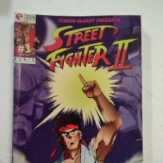 Cómics: STREET FIGHTER II COMPLETA 1 AL 8 DE REGALO STREET FIGHTER LA NOVELA GRAFICA. Lote 221961088