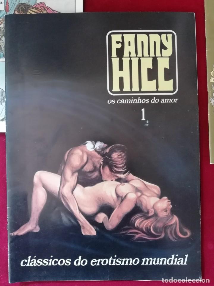 Cómics: World Erotics Classics , Nº1, 2 and 3 from 1st edition 1975. - Foto 4 - 222079085