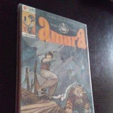 Cómics: SERIE LIMITADA COMPLETA AMURA-GLENAT. Lote 222254243