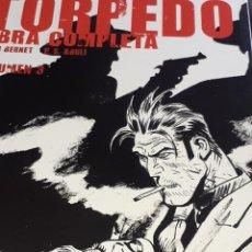 Cómics: TORPEDO VOLUMEN 3 JORDI BENET E.S. ABULÍ GLÉNAT 2004 TAPAS DURAS. Lote 222543501
