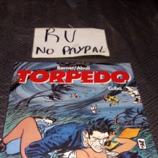 Cómics: TORPEDO TOMO 13 CUBA TAPA DURA GLENAT. Lote 223041813