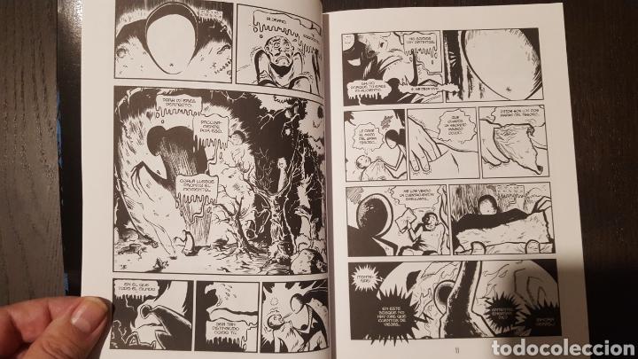 Cómics: Comic - Pinocho blues - Carlos Bribián - Glenat - 2010 - Con sketch / dibujo del autor - Foto 7 - 172148100