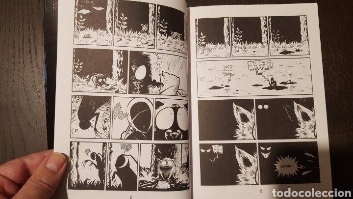 Cómics: Comic - Pinocho blues - Carlos Bribián - Glenat - 2010 - Con sketch / dibujo del autor - Foto 8 - 172148100